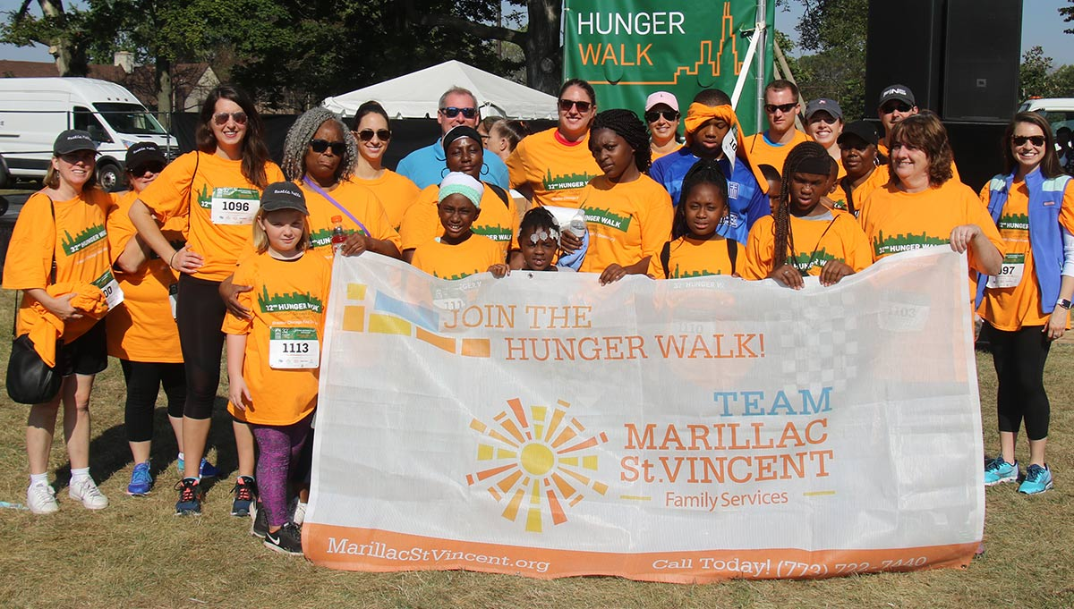The 33rd Annual Hunger Walk
