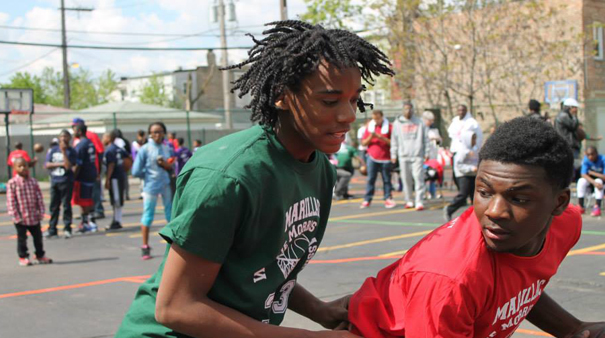 12th Annual Willie Morris 3-on-3 Basketball Tournament